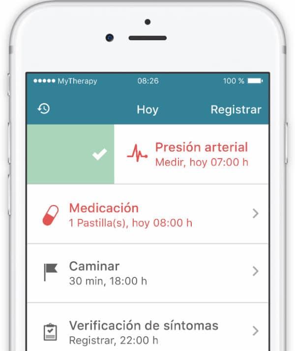 app recordatorio de medicamentos