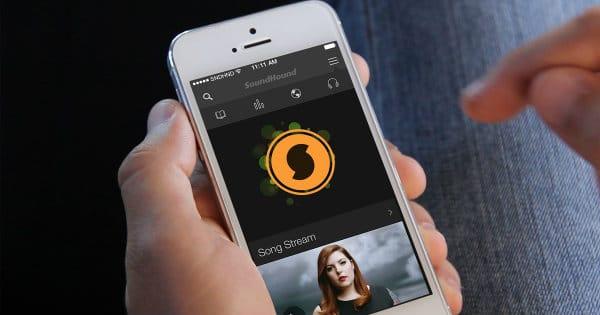 aplicaciones para reconocer musica soundcloud