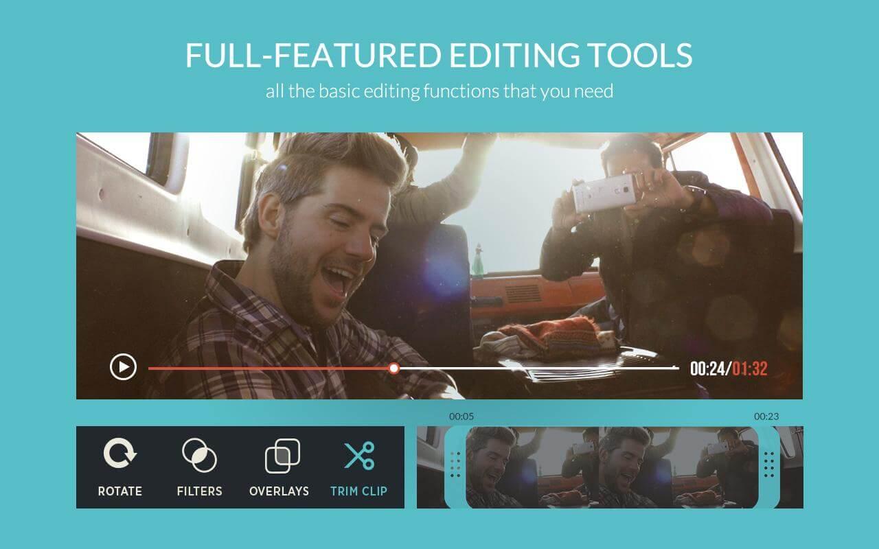 filmora recortar videos