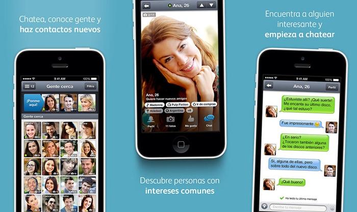 descargar aplicaciones para conocer personas