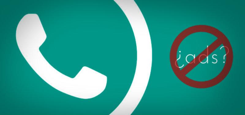 Cómo quitar la publicidad de Whatsapp