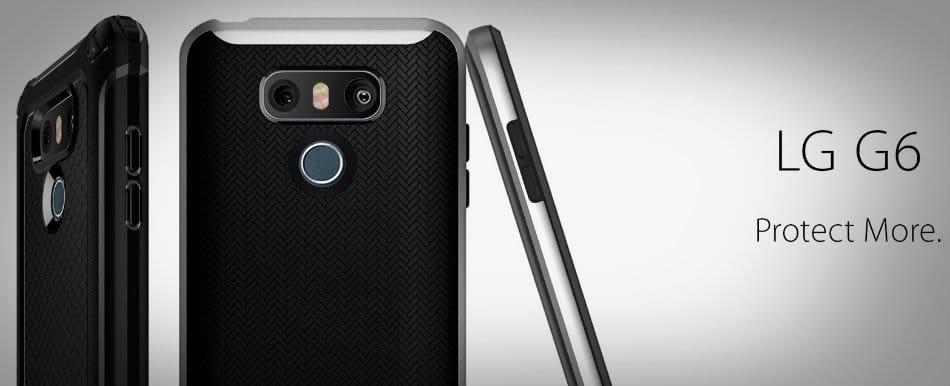 Fundas para el LG G6