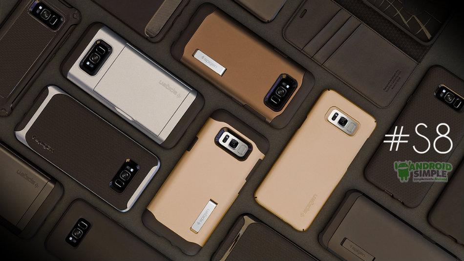 Fundas para el Samsung Galaxy S8