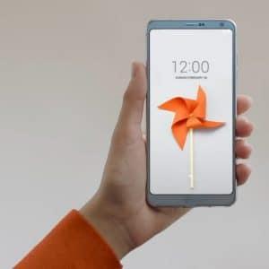 LG G6 Compacto