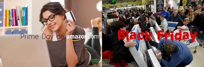 Prime Day de Amazon Vs. Black Friday