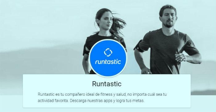 Runtastic Pro en la Play Store