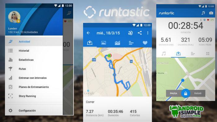 Runtastic Pro para Android