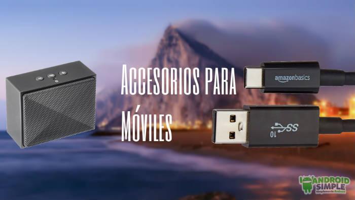 Accesorios para móviles AmazonBasics