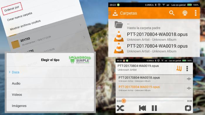 Oir audios de Whatsapp sin que se den cuenta