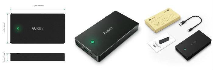 Batería externa para mis dispositivos