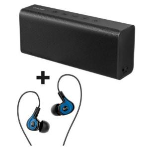 altavoz auriculares bluetooth