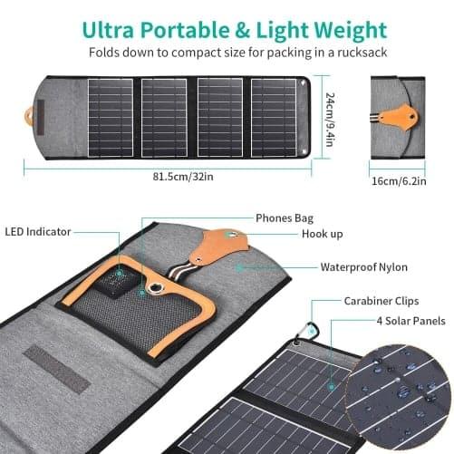 componentes cargador solar