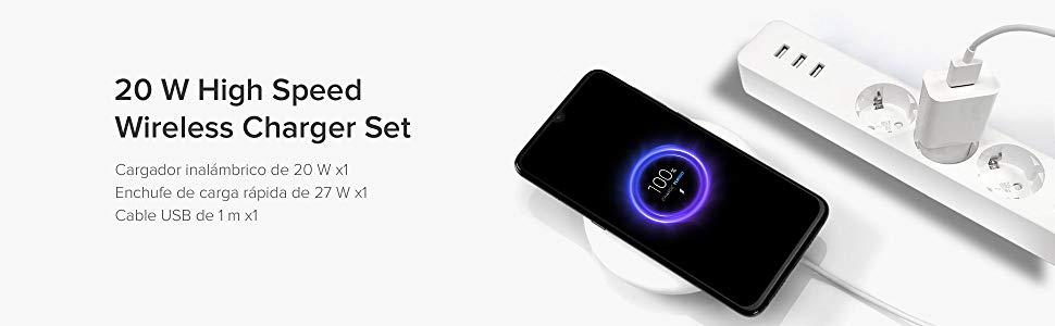 Carga ultrarápida Xiaomi