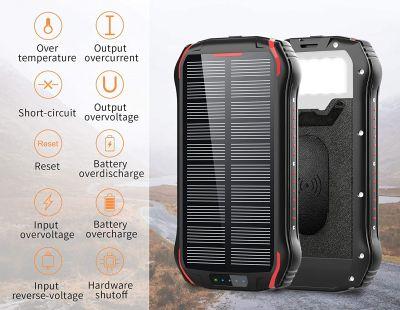 proteccion circuito power bank solar